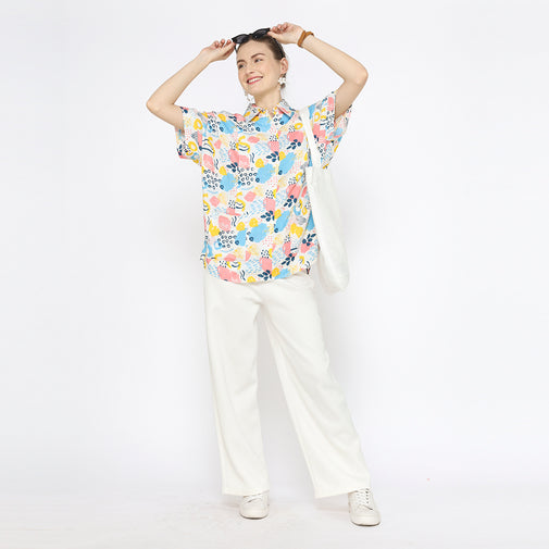 Load image into Gallery viewer, CINDY - nursing blouse