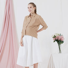 Load image into Gallery viewer, CYNTHIA - nursing blouse