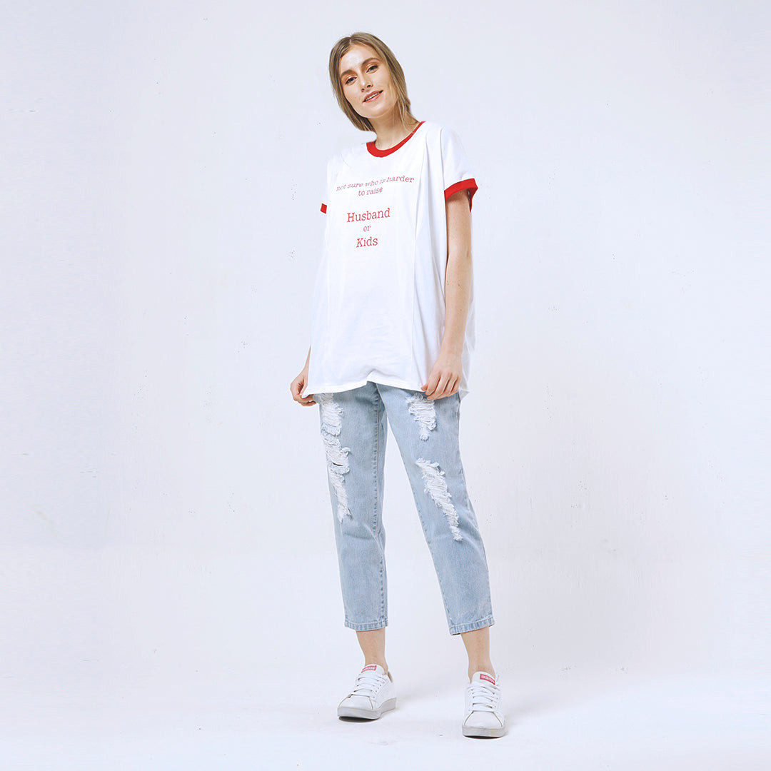 GAIA - nursing shirt