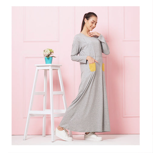 Load image into Gallery viewer, HELEN - nursing maxi dress