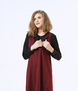 JESLYNE - nursing dress