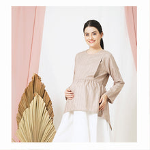Load image into Gallery viewer, KASITA - nursing blouse