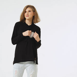 KEIZA - nursing blouse