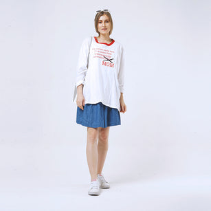 KELLY - nursing shirt