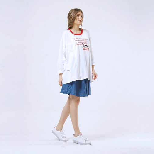 Load image into Gallery viewer, KELLY - nursing shirt