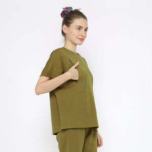 LAUREN - nursing loungewear set