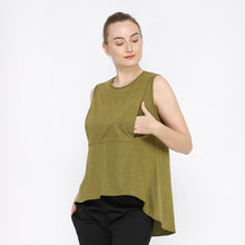 Load image into Gallery viewer, MEG - nursing blouse