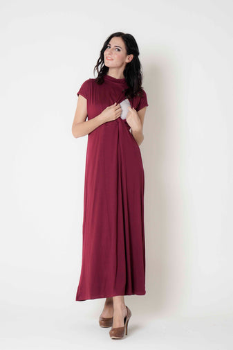 Load image into Gallery viewer, NAIRA - nursing dress