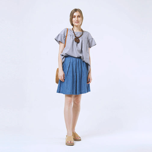 Load image into Gallery viewer, RAMALA - nursing blouse