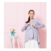 Load image into Gallery viewer, REINA - nursing blouse