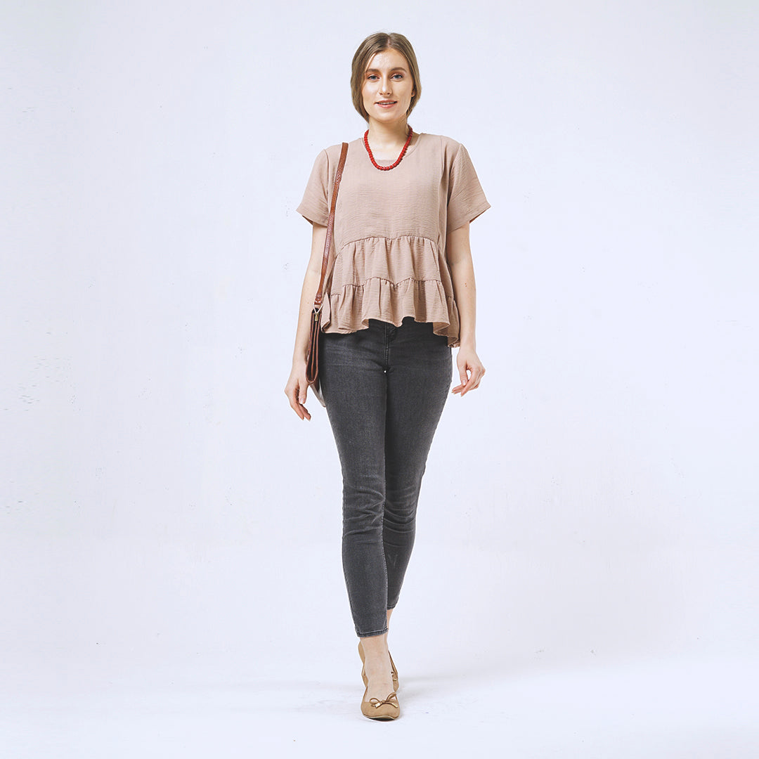 TABITHA - nursing blouse