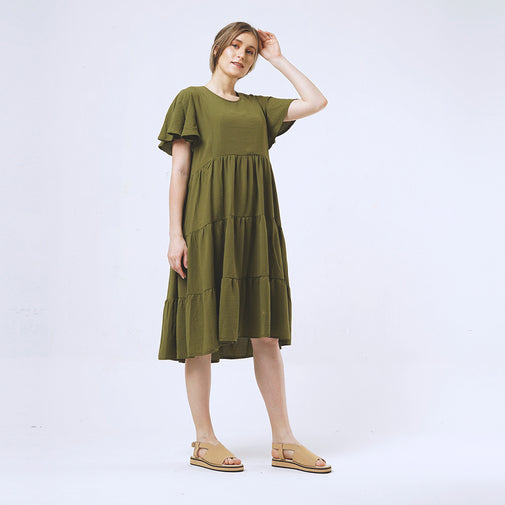 Load image into Gallery viewer, TESSA - nursing dress