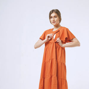 TESSA - nursing dress
