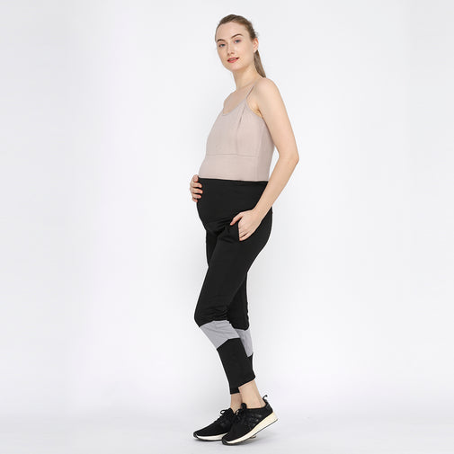 Load image into Gallery viewer, VICKY - maternity legging