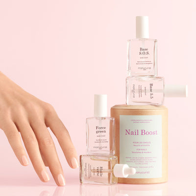 The IN & OUT duo for healthy nails all year round!