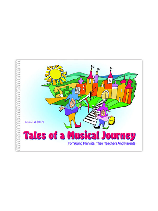 Tales of a Musical Journey: Book 1 - Caydence Music Books