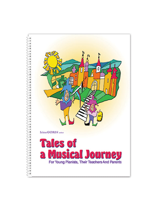 Tales of a Musical Journey: Book 2 - Caydence Music Books