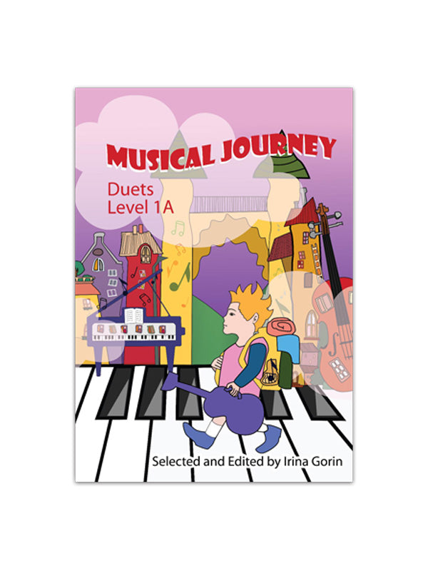 Musical Journey: Duets Level 1A - Caydence Music Books