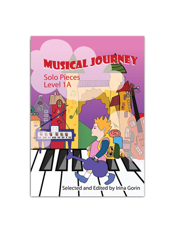Musical Journey: Solo Level 1A - Caydence Music Books