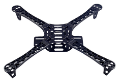 R450 Glass Fiber Quadcopter Frame 450mm - Black/Black v1