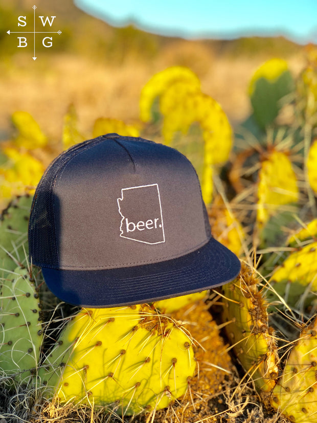 Southwest Beer Gear - Arizona - Yupoong 5 Panel Hat