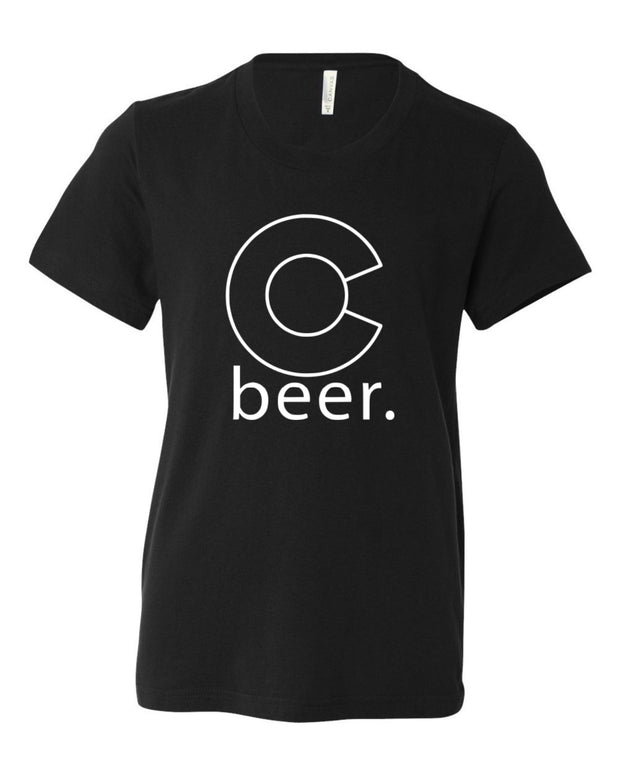Southwest Beer Gear - Colorado - Men's Tri-Blend Crew Tee