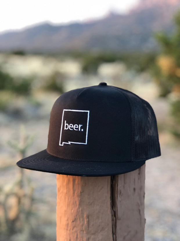 Southwest Beer Gear - New Mexico - Yupoong 5 Panel Hat