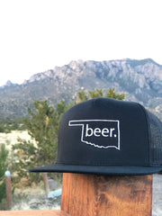 Southwest Beer Gear - Oklahoma - 5 Panel Trucker Hat