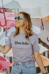 Women's Grey Glow Getter Shirt