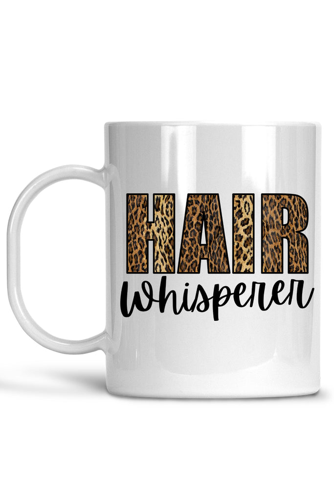 White Hair Whisperer Mug
