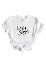 Women's White Lash Slayer Shirt