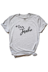 Women's Grey Tan Junkie Shirt
