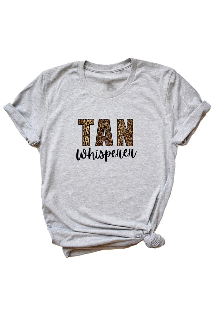 Women's Grey Tan Whisperer Shirt