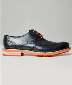 River Oaks leather brogues - Isabel's Retro & Vintage Clothing