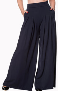 1940S NAVY TROUSERS - Isabel's Retro & Vintage Clothing