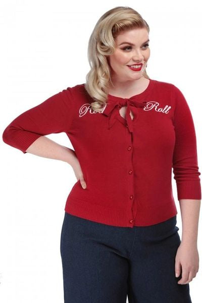 Rock n Roll Cardigan - Isabel's Retro & Vintage Clothing