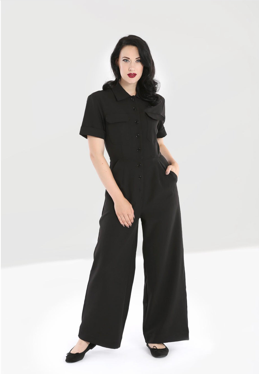 Abyss Boiler Suit - Isabel's Retro & Vintage Clothing