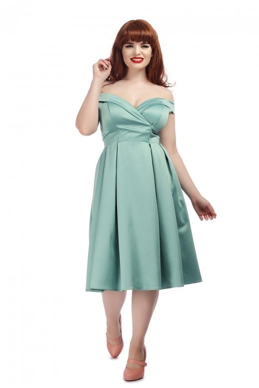 Emery Swing Dress - Isabel's Retro & Vintage Clothing