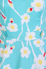 Load image into Gallery viewer, 1950s Nancy Floral Swing Dress - Isabel's Retro & Vintage Clothing