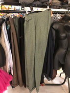 Green Tweed Trousers - Isabel's Retro & Vintage Clothing