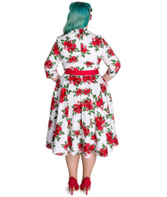 Load image into Gallery viewer, Eternity Floral Vintage Dress - Isabel's Retro & Vintage Clothing