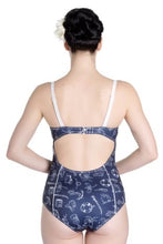 Load image into Gallery viewer, Marin Swimming costume - Isabel's Retro & Vintage Clothing