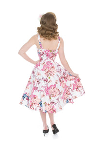 Heavenly Vintage Swing Dress - Isabel's Retro & Vintage Clothing