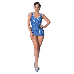Dive in swimming costume - Isabel's Retro & Vintage Clothing