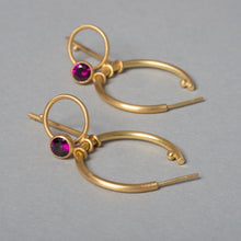 Load image into Gallery viewer, Fairtrade Gold Mix & Match Hoops