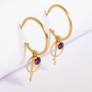 Fairtrade Gold Mix & Match Hoops