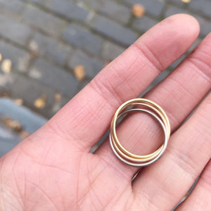 Fairtrade Gold Connected Ring