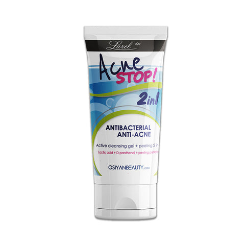 Anti-Acne Active Gel-Peeling Washing 2in1 Antibacterial