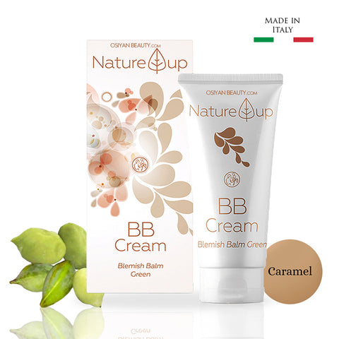 Nature Up BB Cream 03 Caramel