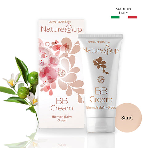 Nature Up BB Cream 01 Sand